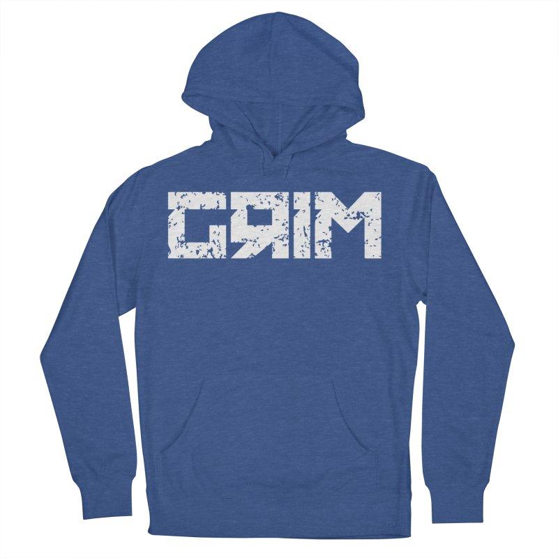 GRIM Men's Pullover Hoody by Mike Hampton's T-Shirt Shop