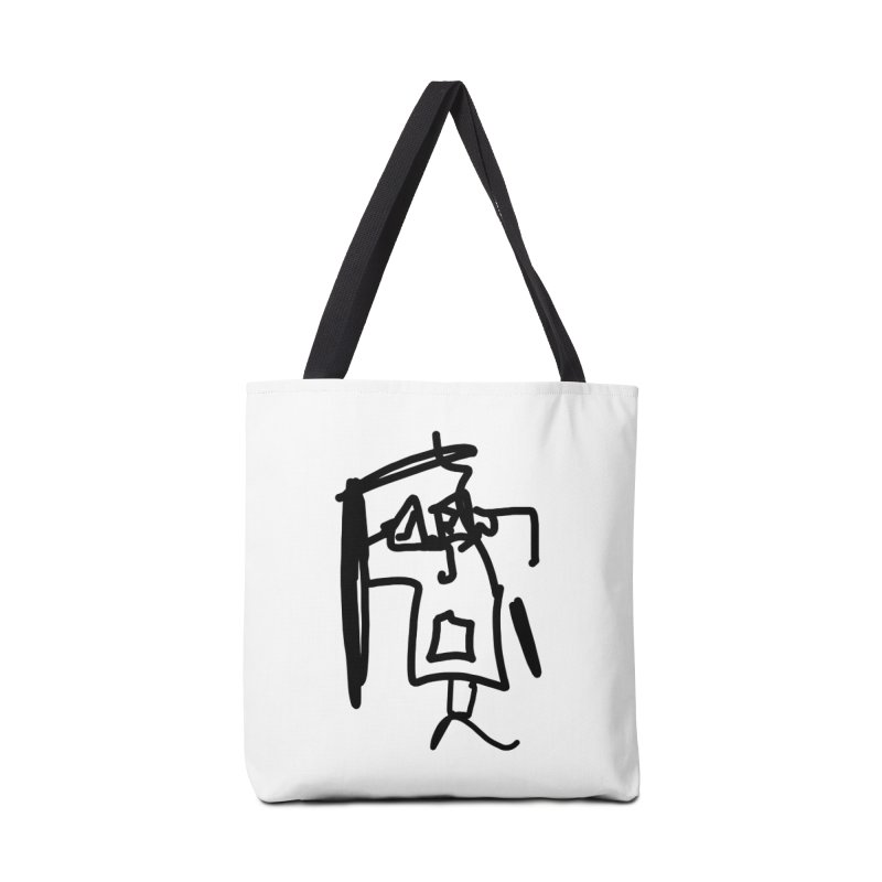 Monica Accessories Bag by Mike Hampton's T-Shirt Shop