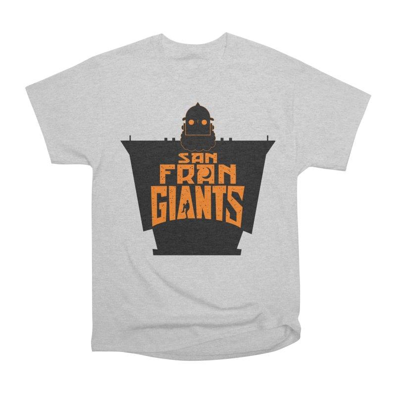 San Fran Iron Giants Women's Classic Unisex T-Shirt by Mike Hampton's T-Shirt Shop
