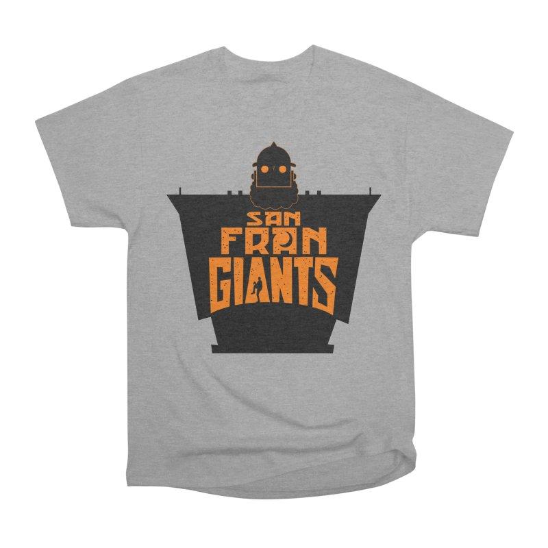 San Fran Iron Giants Men's Classic T-Shirt by Mike Hampton's T-Shirt Shop