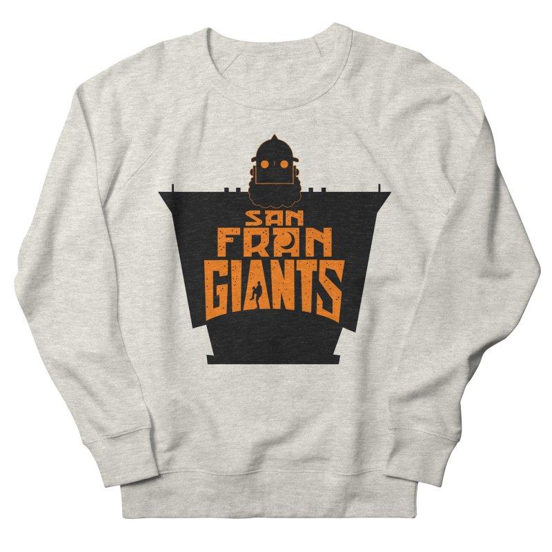 San Fran Iron Giants Women's Sweatshirt by Mike Hampton's T-Shirt Shop
