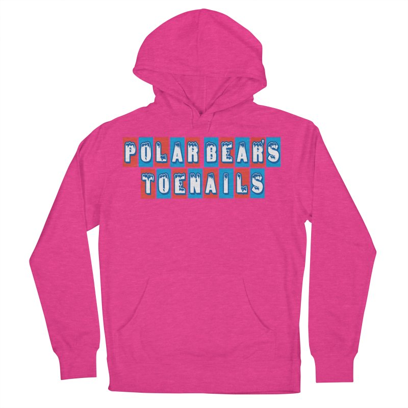 Colder than a... Women's Pullover Hoody by Mike Hampton's T-Shirt Shop
