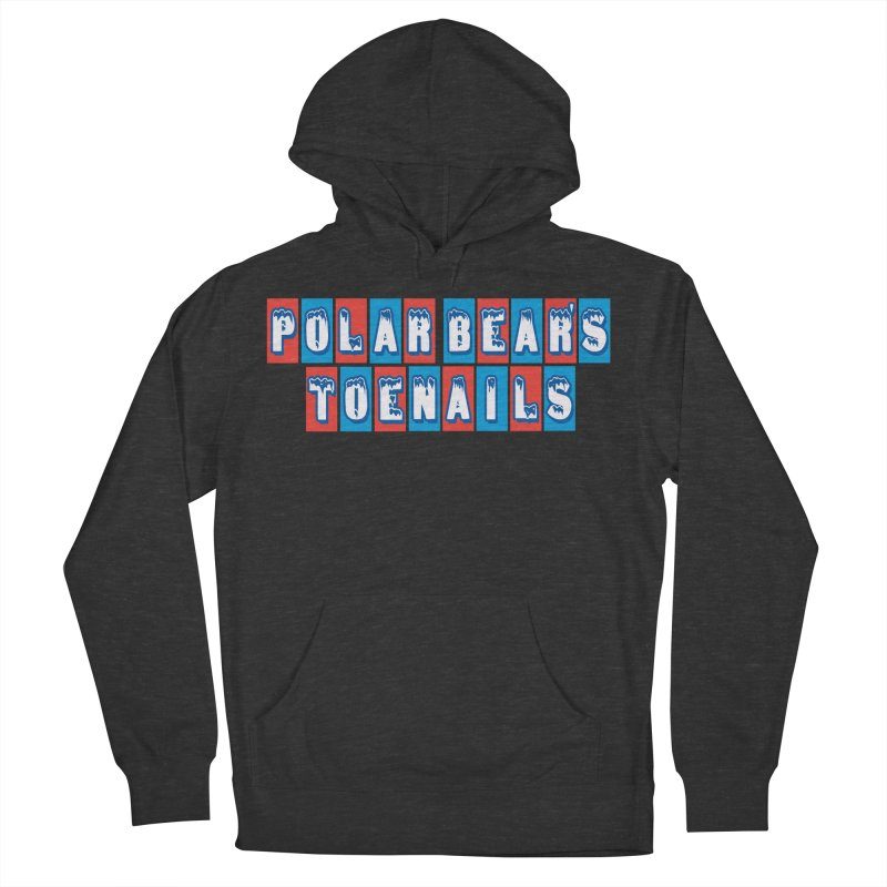 Colder than a... Men's Pullover Hoody by Mike Hampton's T-Shirt Shop