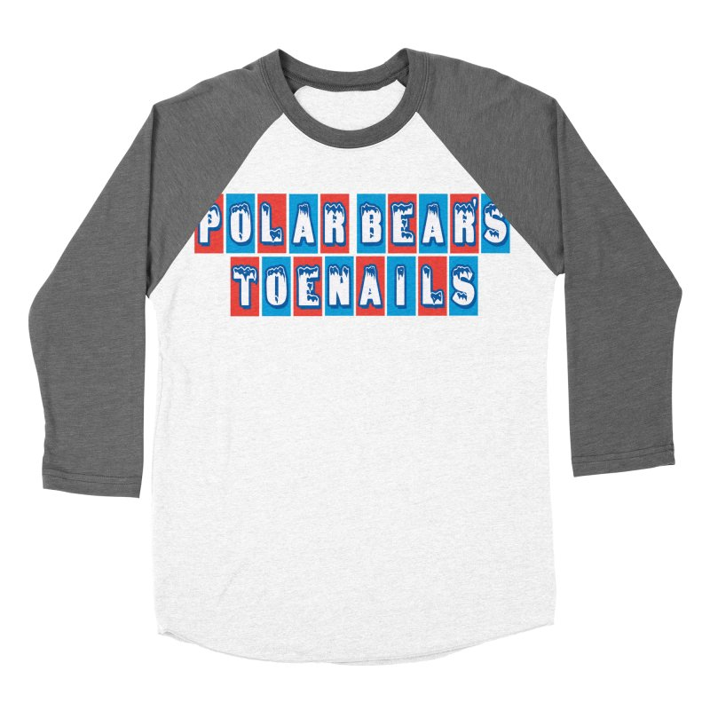 Colder than a... Women's Baseball Triblend T-Shirt by Mike Hampton's T-Shirt Shop