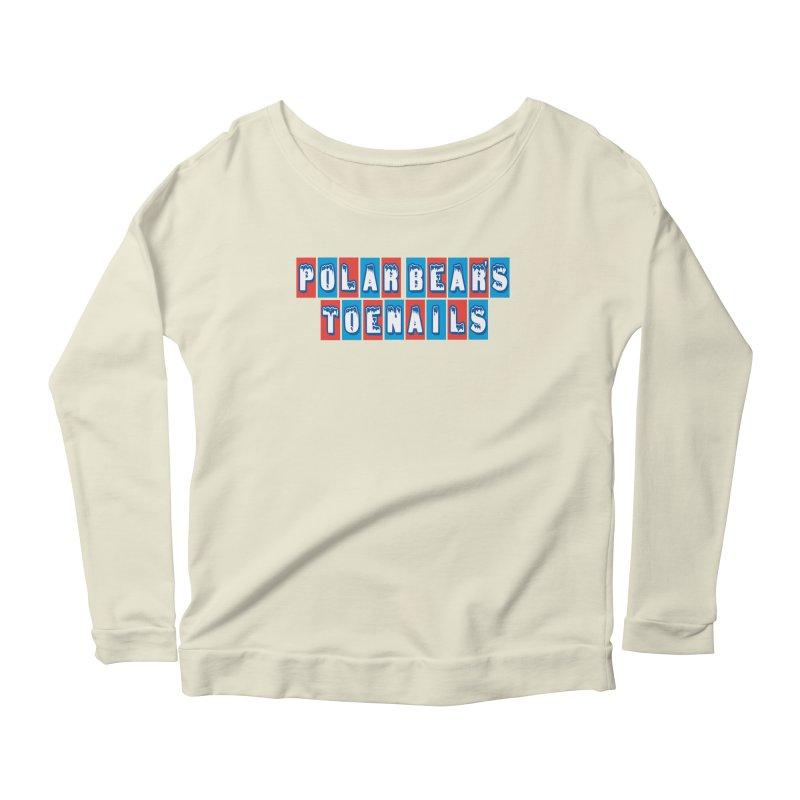 Colder than a... Women's Longsleeve Scoopneck  by Mike Hampton's T-Shirt Shop