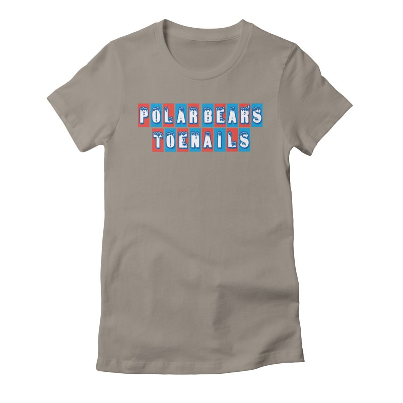 Colder than a... Women's Fitted T-Shirt by Mike Hampton's T-Shirt Shop
