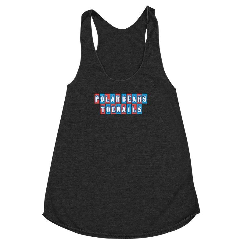 Colder than a... Women's Racerback Triblend Tank by Mike Hampton's T-Shirt Shop