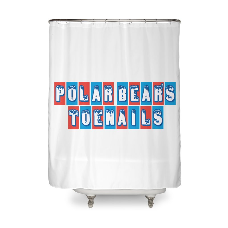 Colder than a... Home Shower Curtain by Mike Hampton's T-Shirt Shop