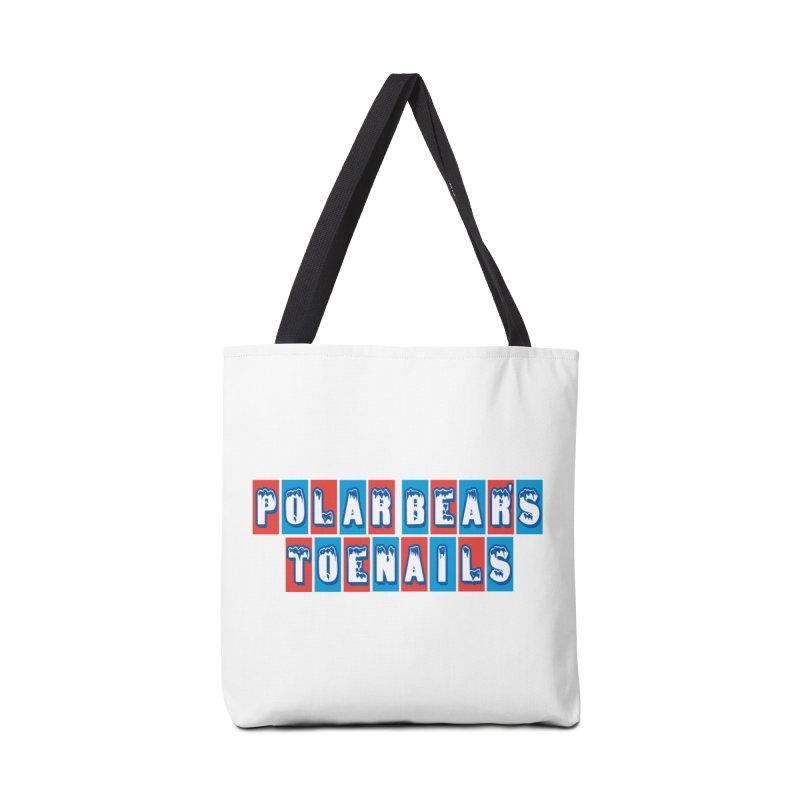 Colder than a... Accessories Bag by Mike Hampton's T-Shirt Shop