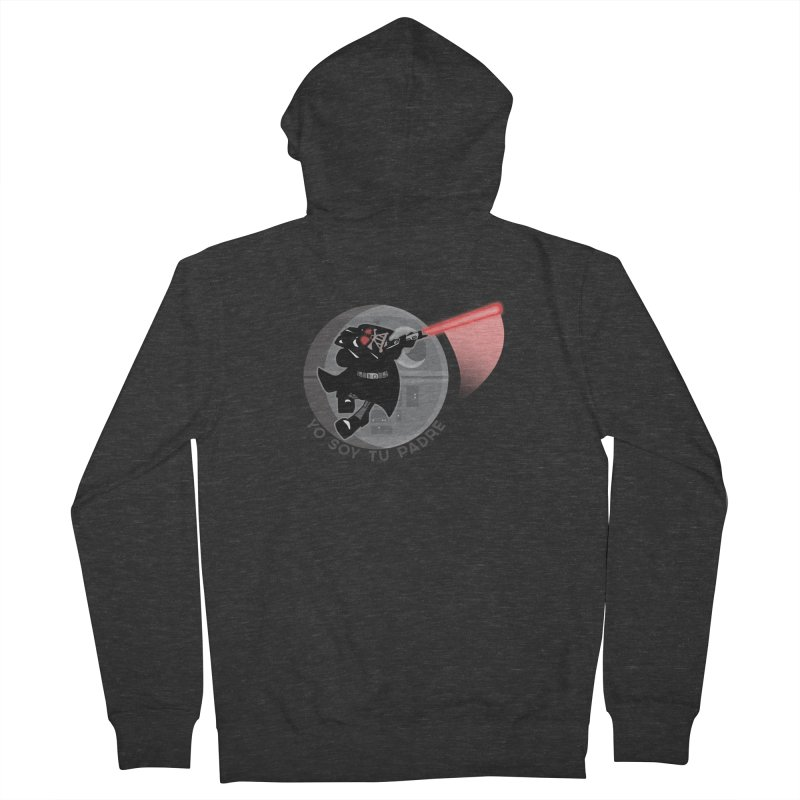 [I Am Your Father] Women's Zip-Up Hoody by Mike Hampton's T-Shirt Shop