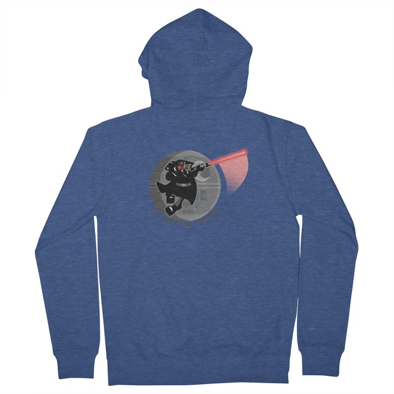 [I Am Your Father] Men's Zip-Up Hoody by Mike Hampton's T-Shirt Shop