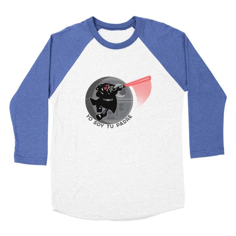 [I Am Your Father] Women's Baseball Triblend T-Shirt by Mike Hampton's T-Shirt Shop