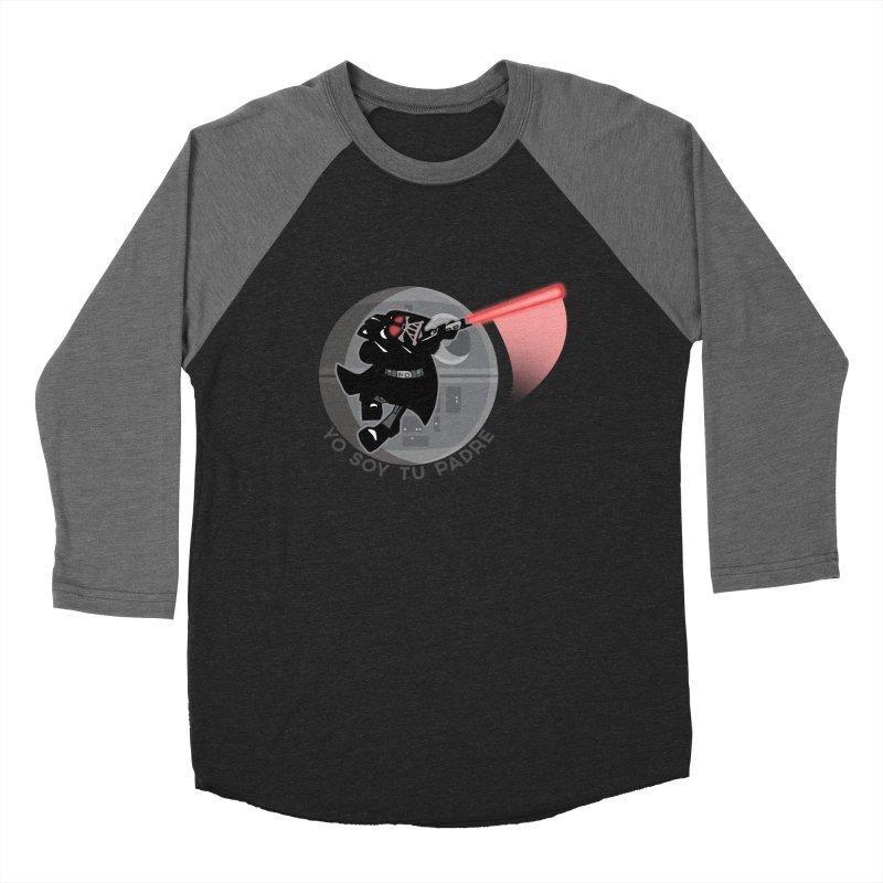 [I Am Your Father] Men's Baseball Triblend T-Shirt by Mike Hampton's T-Shirt Shop