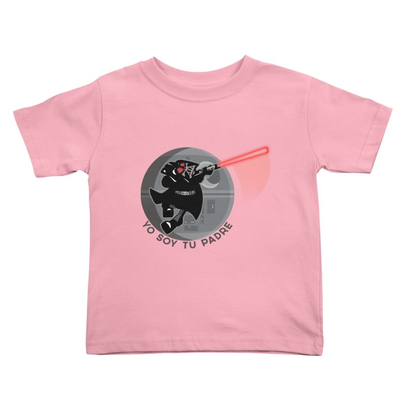 [I Am Your Father] Kids Toddler T-Shirt by Mike Hampton's T-Shirt Shop