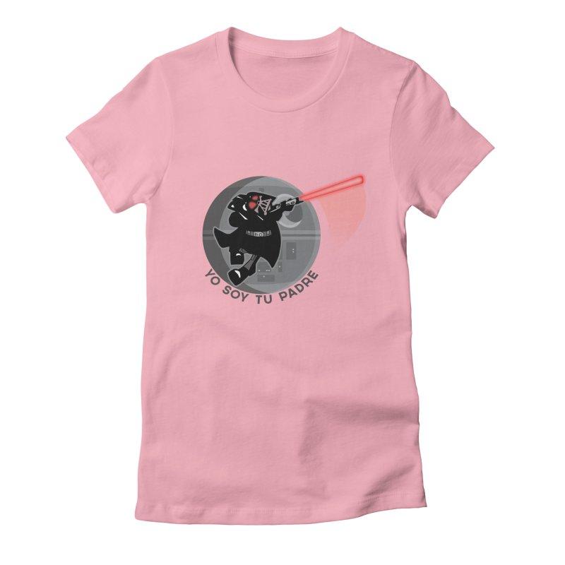 [I Am Your Father] Women's T-Shirt by Mike Hampton's T-Shirt Shop