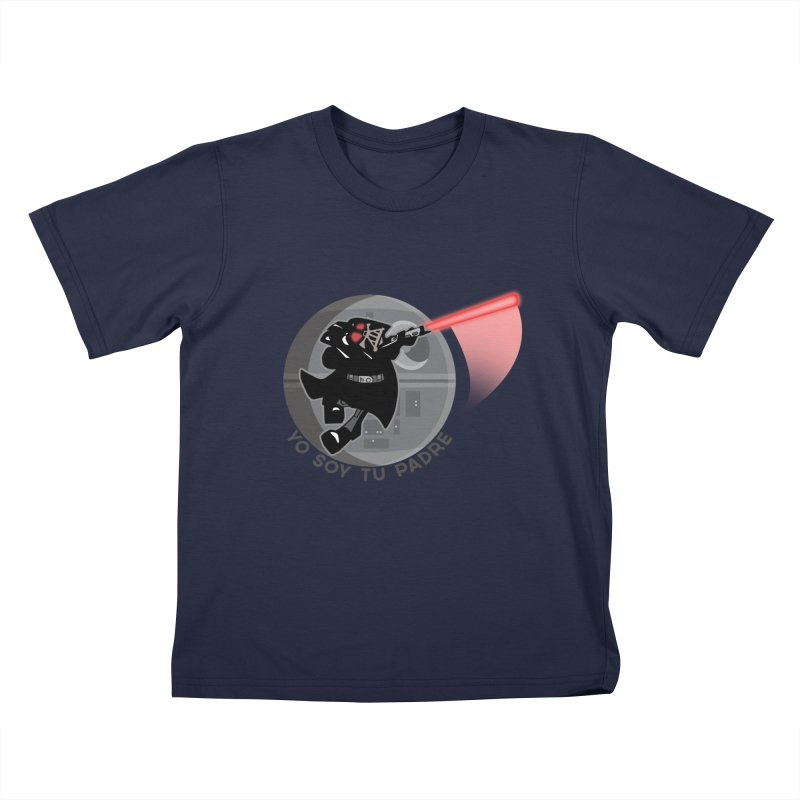 [I Am Your Father] Kids T-Shirt by Mike Hampton's T-Shirt Shop