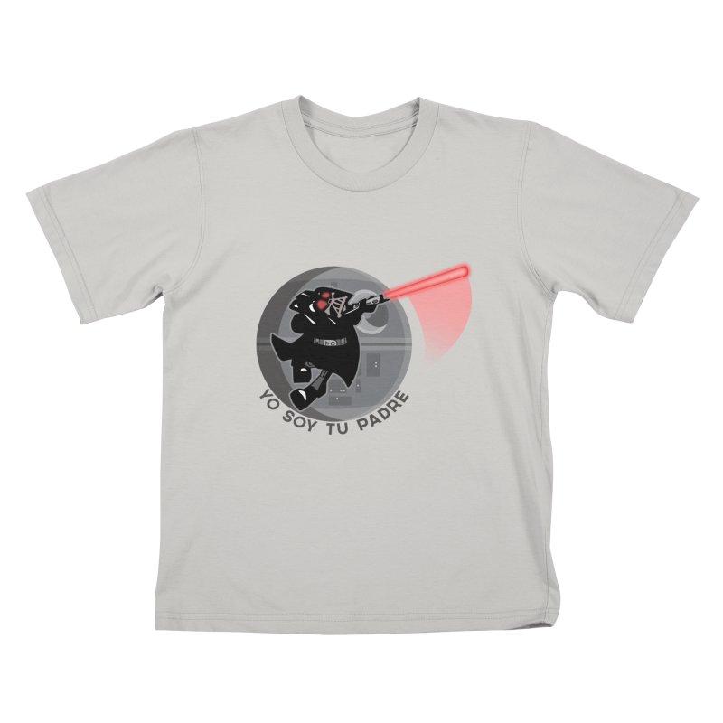 [I Am Your Father] Kids T-Shirt by Mike Hampton's T-Shirt Shop