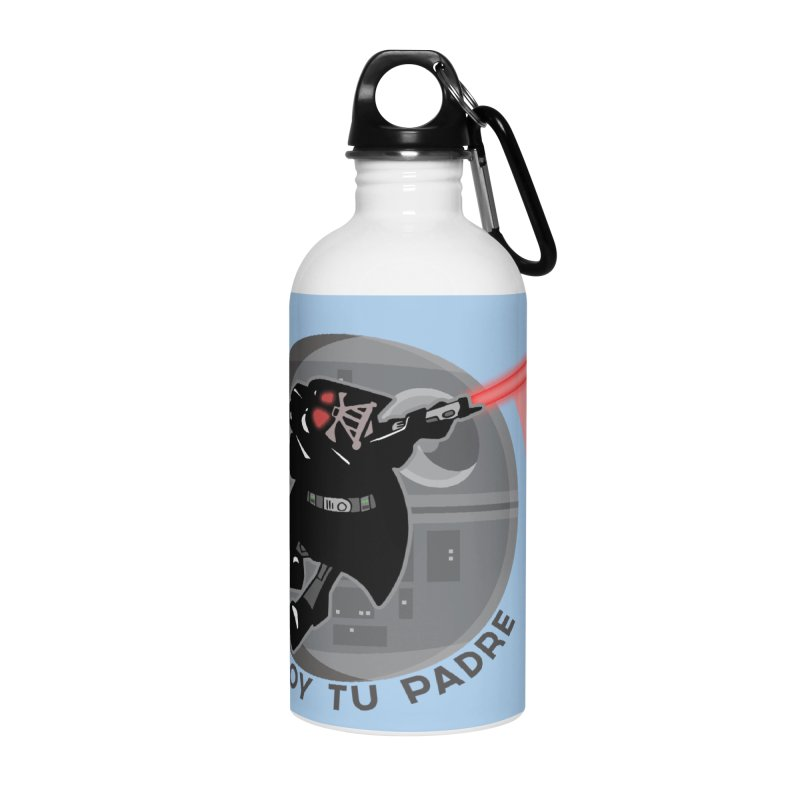[I Am Your Father] Accessories Water Bottle by Mike Hampton's T-Shirt Shop