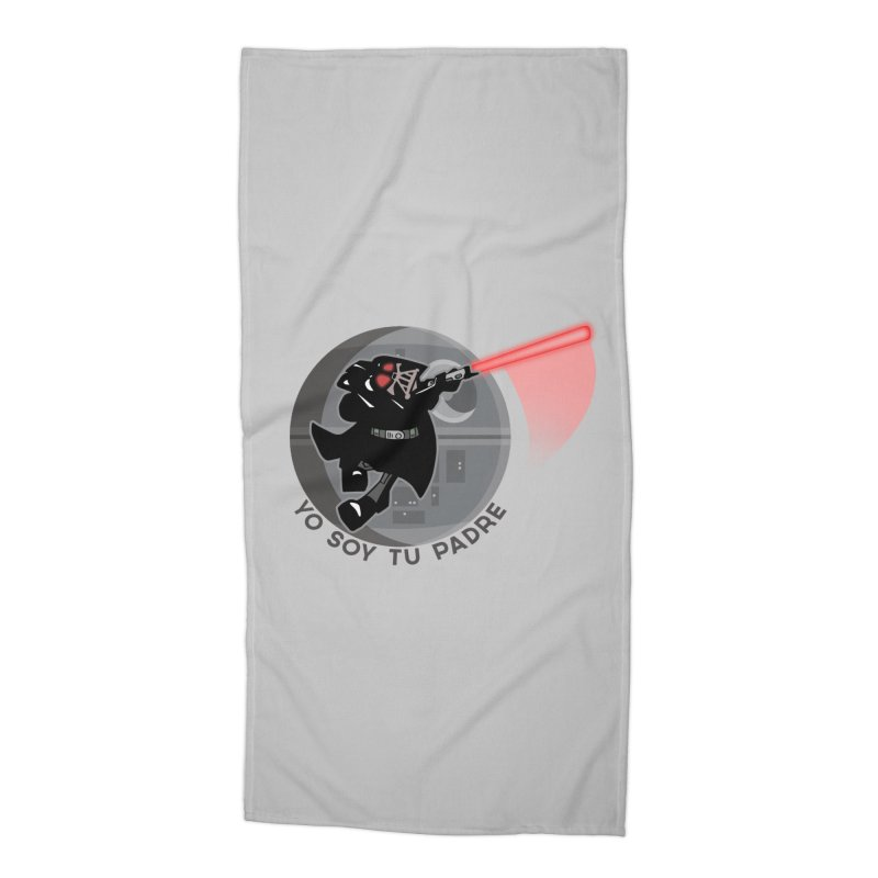 [I Am Your Father] Accessories Beach Towel by Mike Hampton's T-Shirt Shop