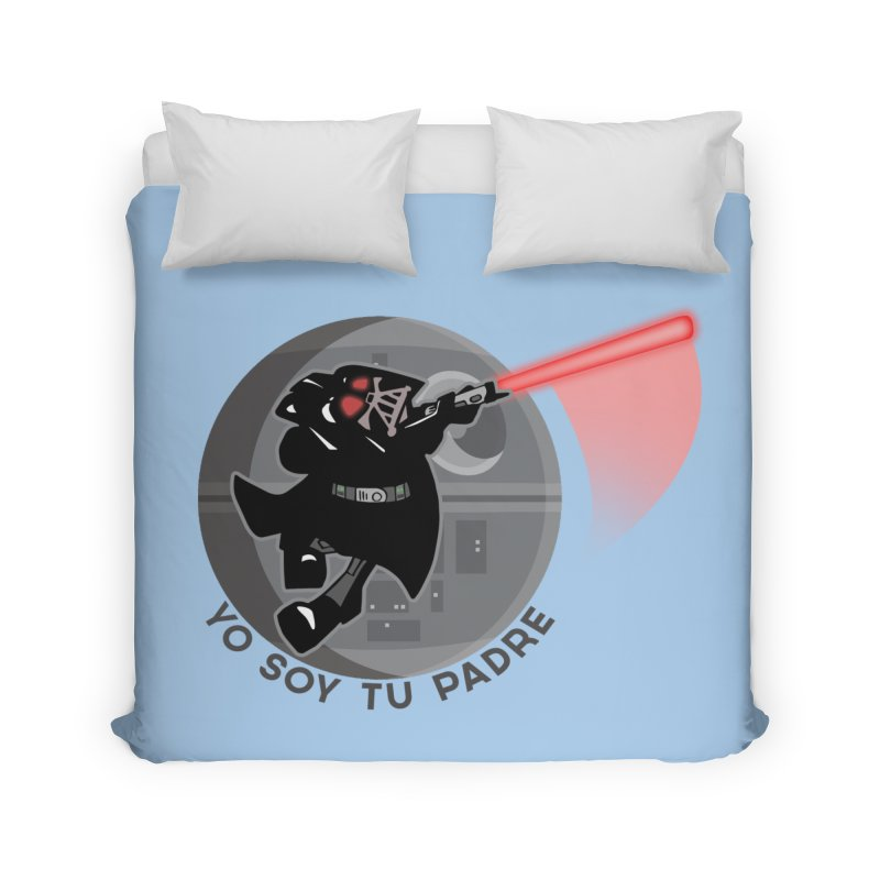 [I Am Your Father] Home Duvet by Mike Hampton's T-Shirt Shop
