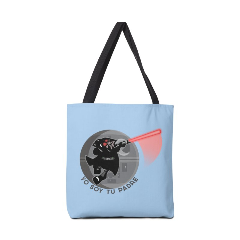 [I Am Your Father] Accessories Bag by Mike Hampton's T-Shirt Shop
