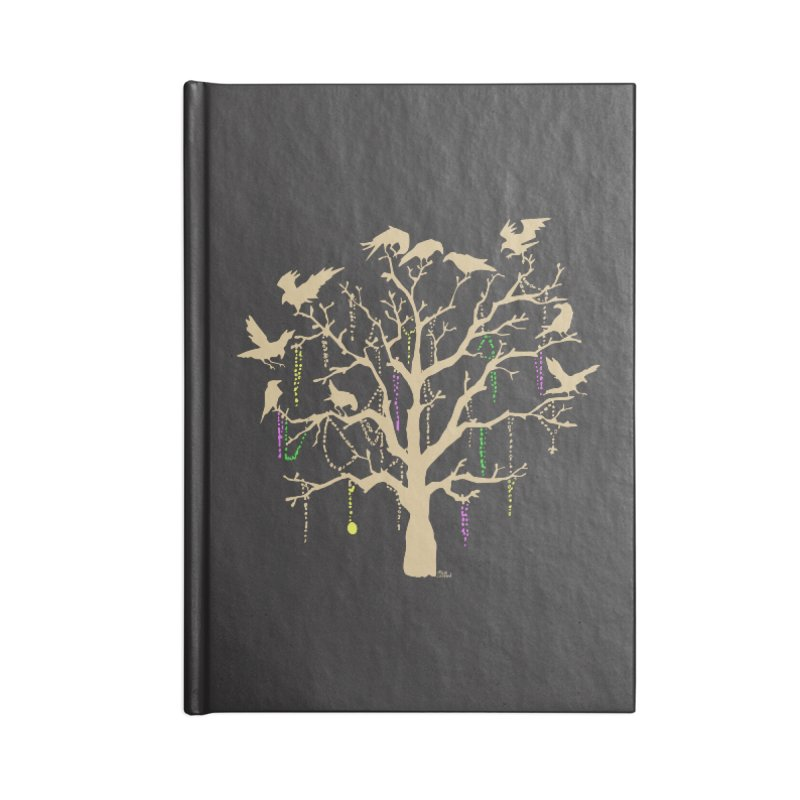 The Birds and the Beads Accessories Notebook by Mike Hampton's T-Shirt Shop