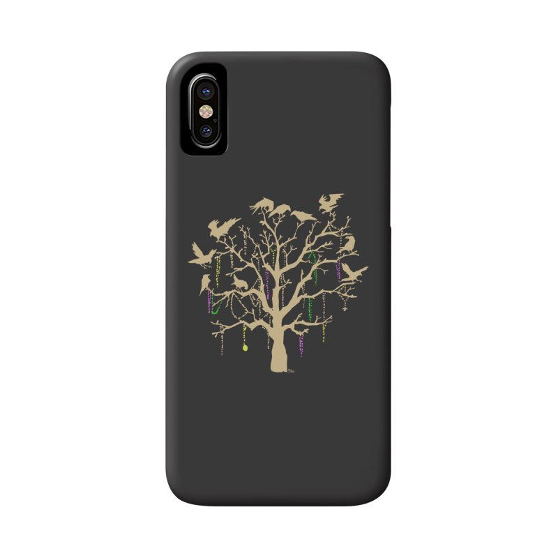 The Birds and the Beads Accessories Phone Case by Mike Hampton's T-Shirt Shop