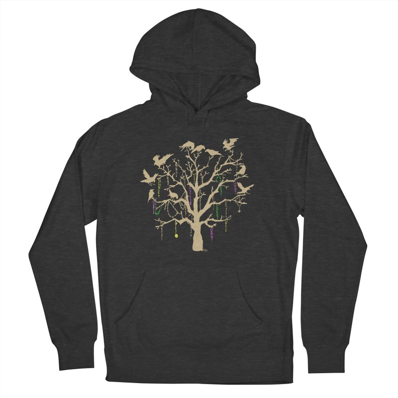 The Birds and the Beads Women's Pullover Hoody by Mike Hampton's T-Shirt Shop