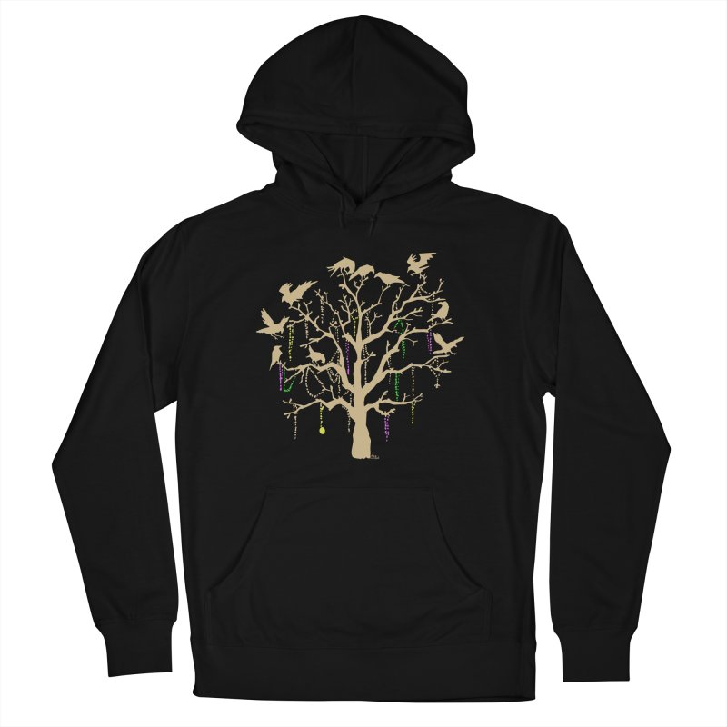The Birds and the Beads Men's Pullover Hoody by Mike Hampton's T-Shirt Shop