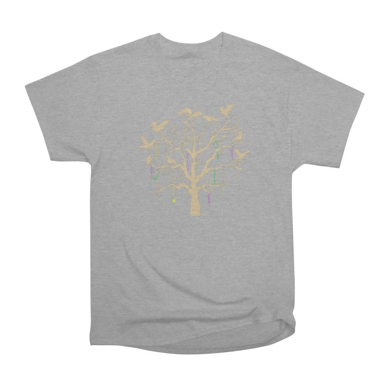 The Birds and the Beads Men's  by Mike Hampton's T-Shirt Shop