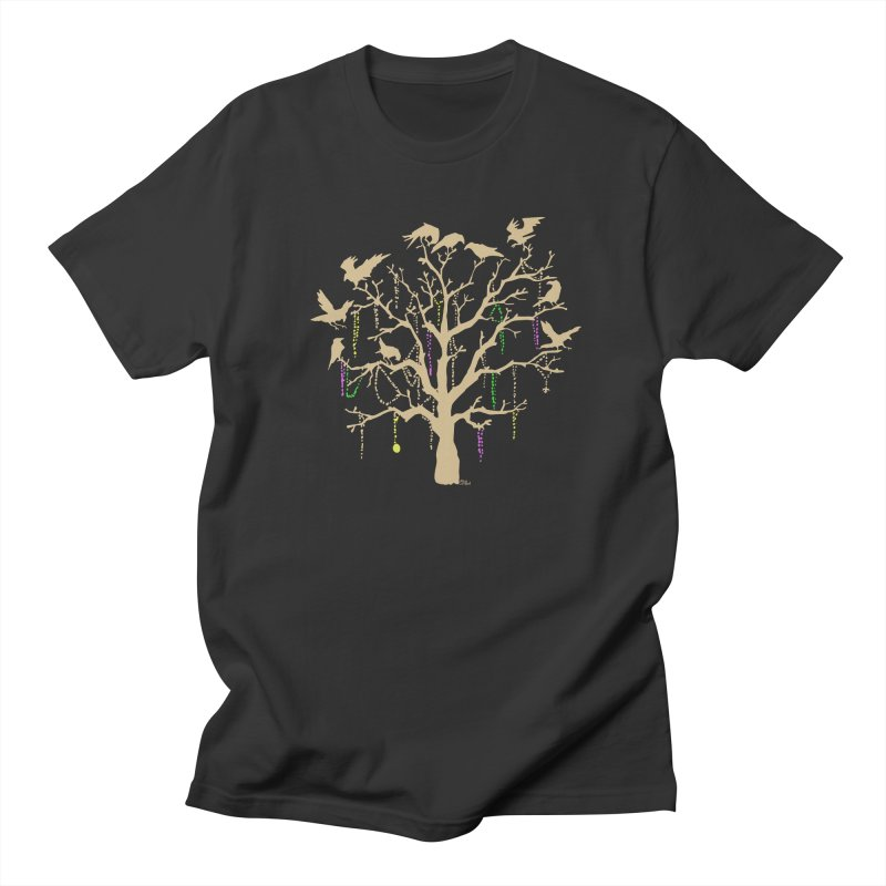 The Birds and the Beads Men's T-Shirt by Mike Hampton's T-Shirt Shop