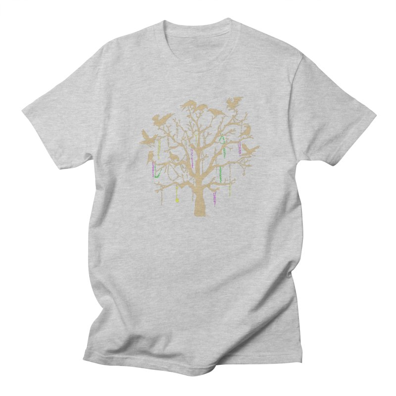 The Birds and the Beads Women's Unisex T-Shirt by Mike Hampton's T-Shirt Shop