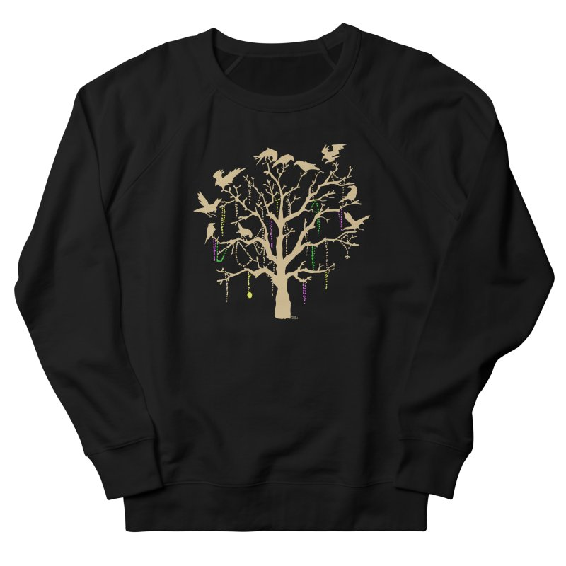 The Birds and the Beads Men's Sweatshirt by Mike Hampton's T-Shirt Shop