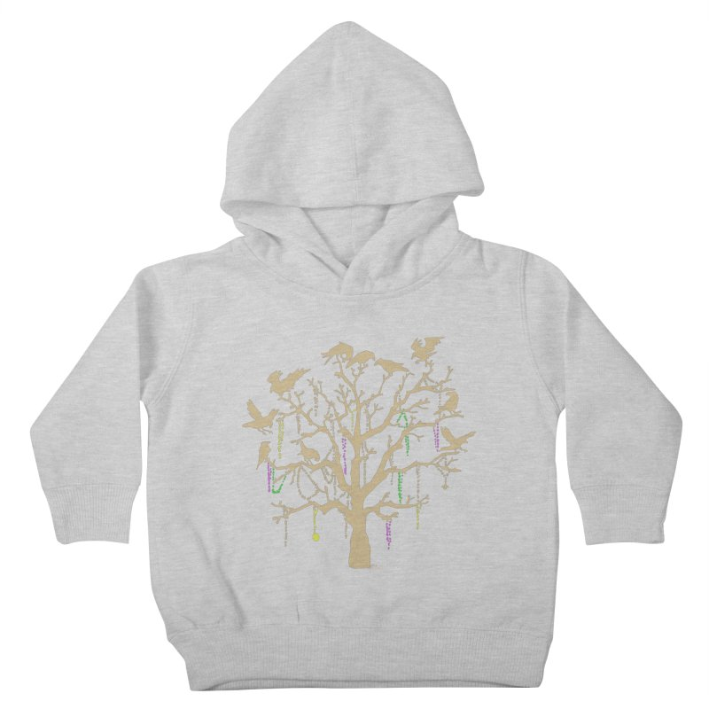 The Birds and the Beads Kids Toddler Pullover Hoody by Mike Hampton's T-Shirt Shop