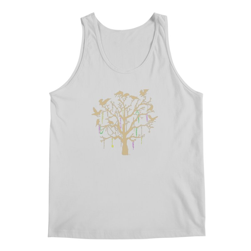 The Birds and the Beads Men's Tank by Mike Hampton's T-Shirt Shop