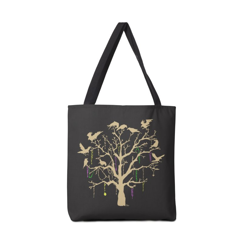 The Birds and the Beads Accessories Bag by Mike Hampton's T-Shirt Shop