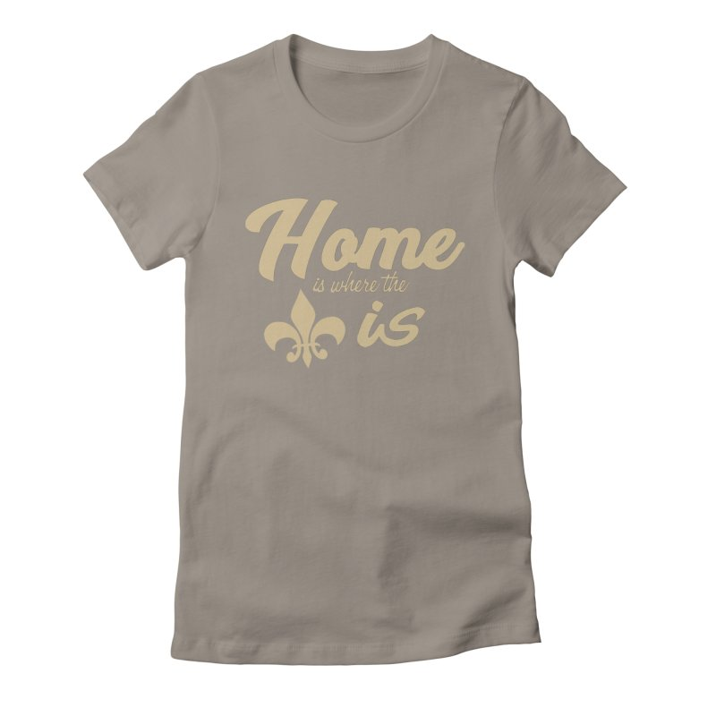 New Orleans Women's  by Mike Hampton's T-Shirt Shop