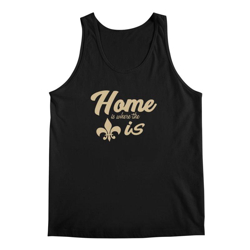 New Orleans Men's  by Mike Hampton's T-Shirt Shop