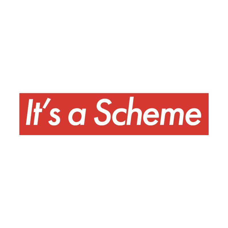 Supreme Scheme None  by Mike Hampton's T-Shirt Shop