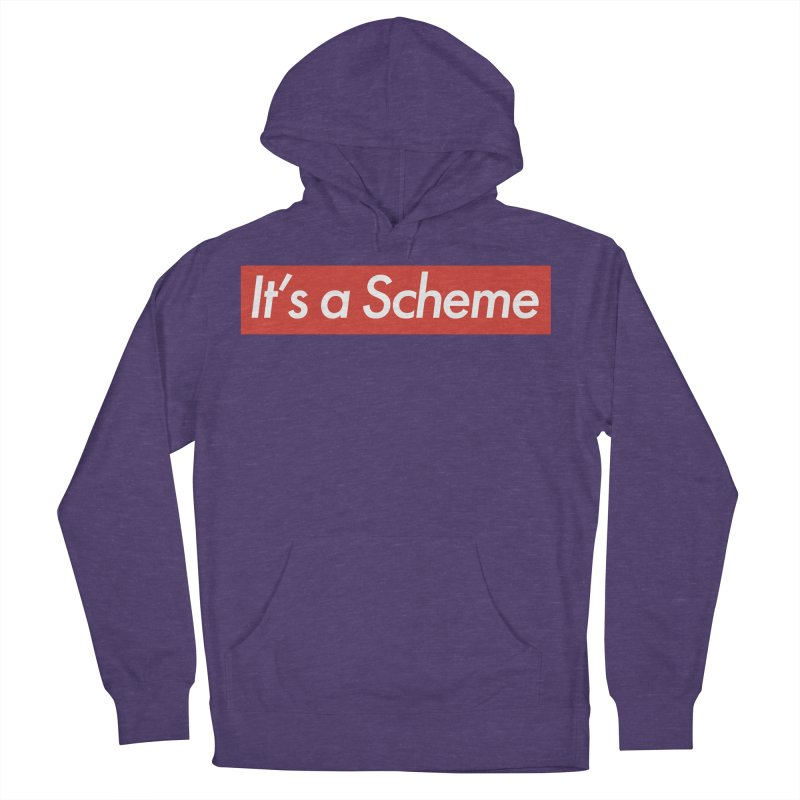 Supreme Scheme Women's Pullover Hoody by Mike Hampton's T-Shirt Shop