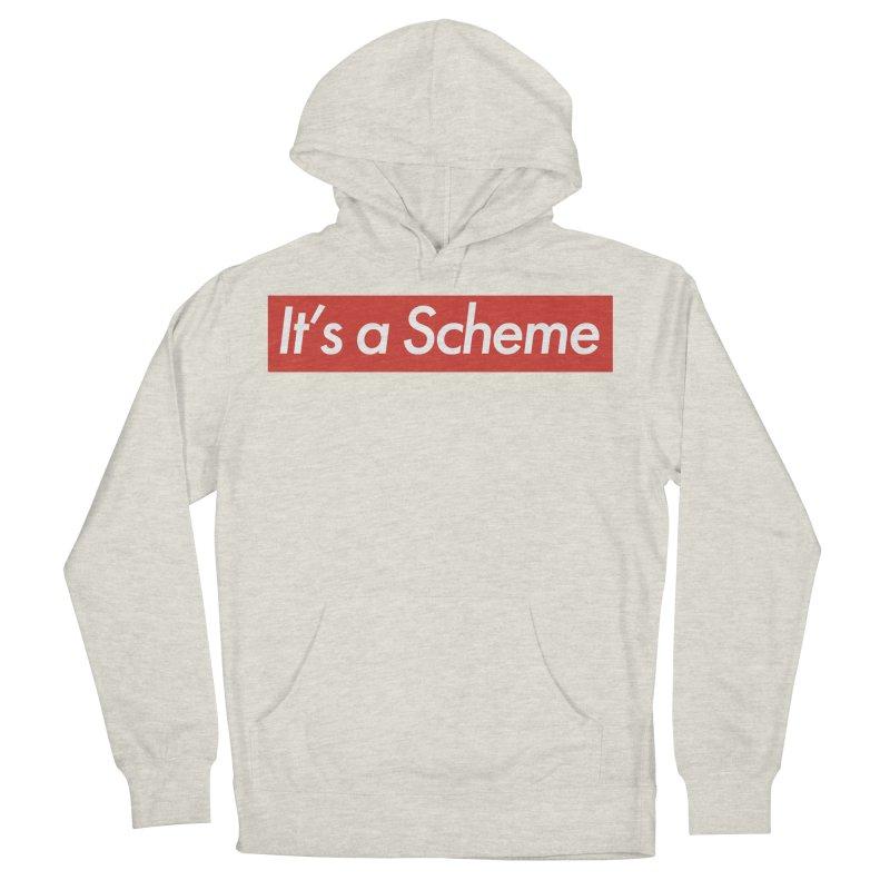 Supreme Scheme Men's Pullover Hoody by Mike Hampton's T-Shirt Shop