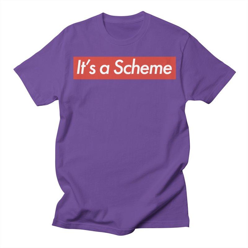 Supreme Scheme Men's T-Shirt by Mike Hampton's T-Shirt Shop