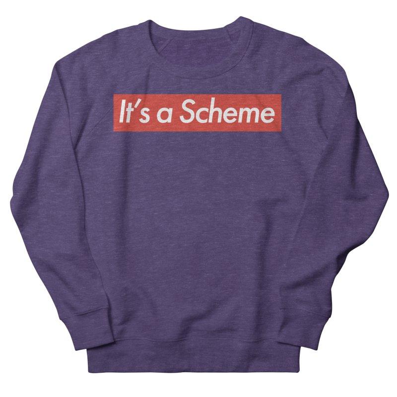 Supreme Scheme Women's Sweatshirt by Mike Hampton's T-Shirt Shop