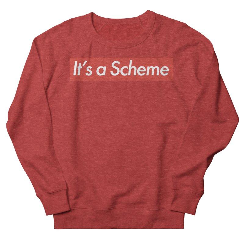 Supreme Scheme Men's Sweatshirt by Mike Hampton's T-Shirt Shop
