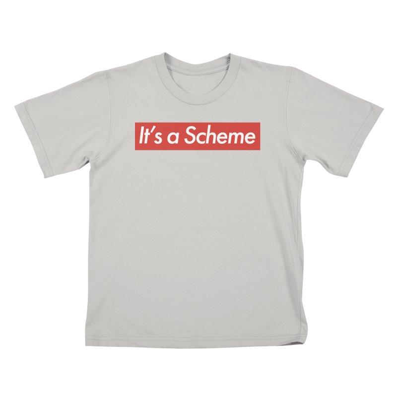 Supreme Scheme Kids T-Shirt by Mike Hampton's T-Shirt Shop