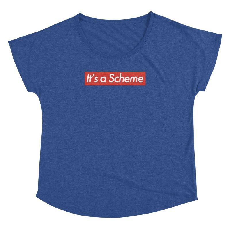 Supreme Scheme Women's Dolman by Mike Hampton's T-Shirt Shop