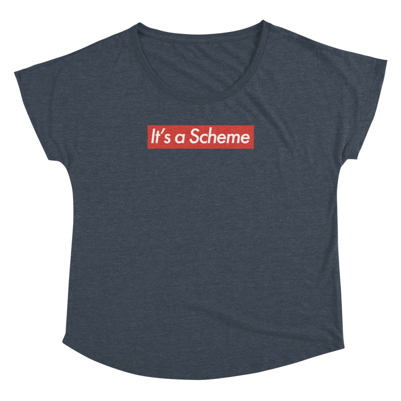 Supreme Scheme Women's Dolman by Mike Hampton's T-Shirt Shop