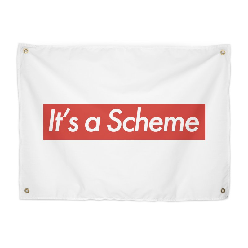 Supreme Scheme Home Tapestry by Mike Hampton's T-Shirt Shop