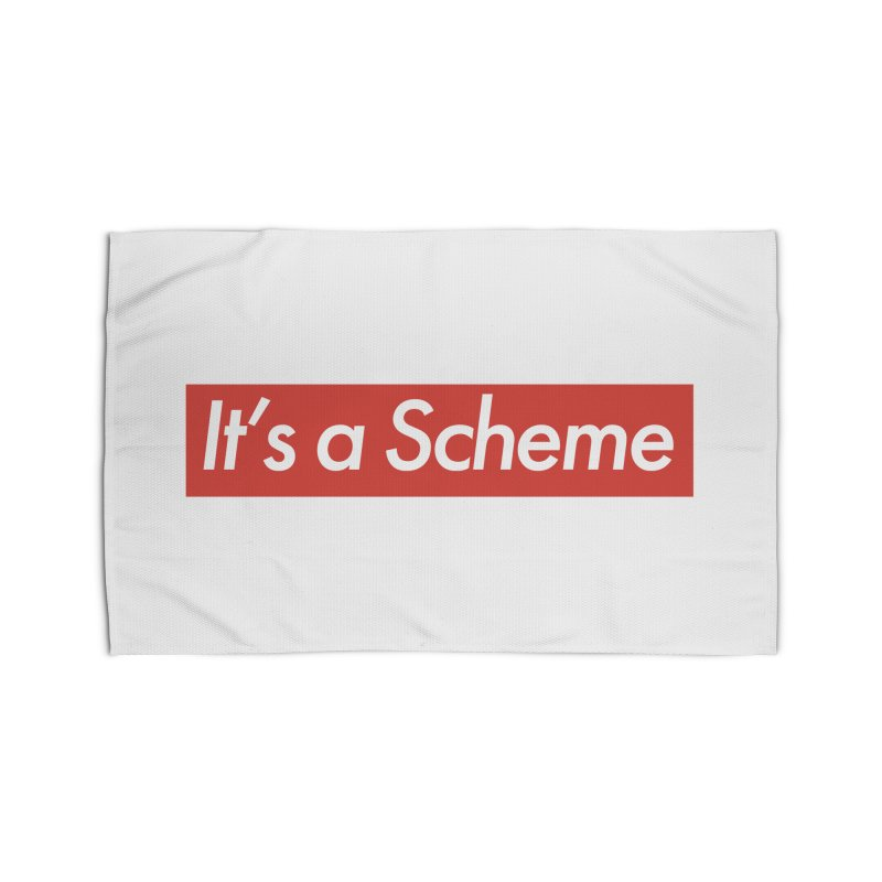 Supreme Scheme Home Rug by Mike Hampton's T-Shirt Shop