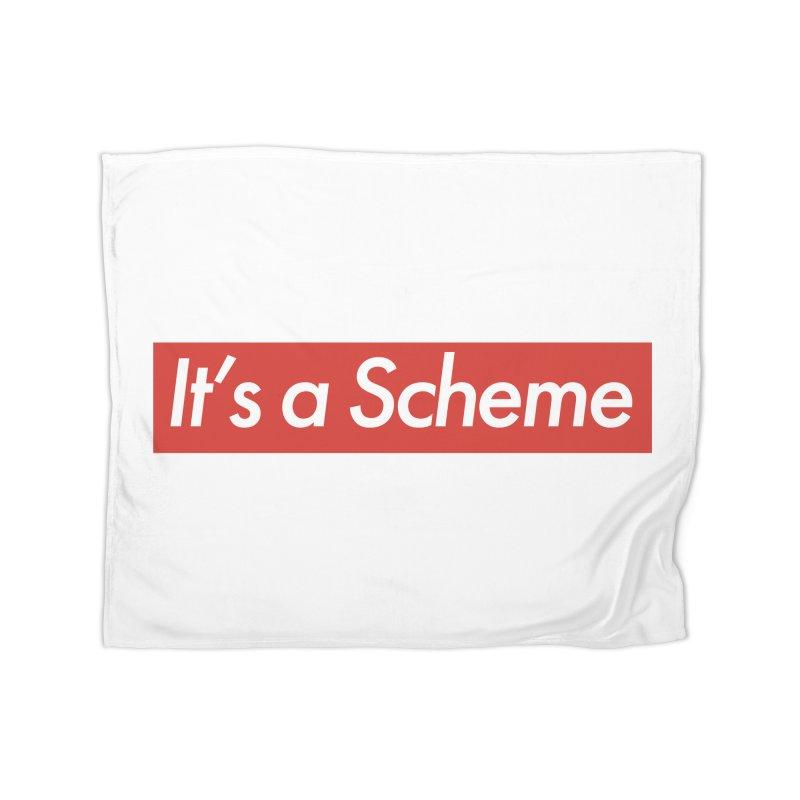 Supreme Scheme Home Blanket by Mike Hampton's T-Shirt Shop